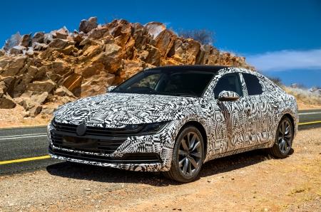 Njihuni me veturën e re të Volkswagen (Foto)