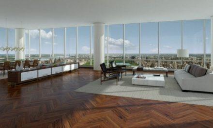 Apartamenti më i shtrenjtë në New York, 100 mln dollarë