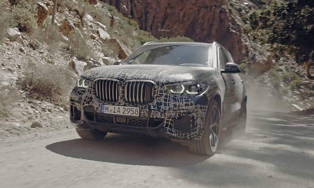 BMW X5 2019 është bërë gati për çdo terren të vështirë!