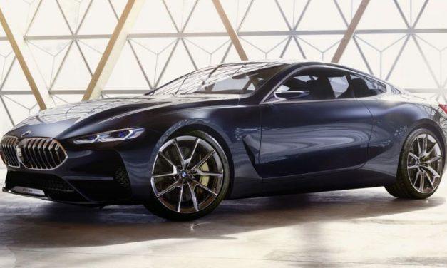 Versioni finail i BMW 8 series ka pamje mbresëlënëse…