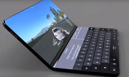 Telefoni Huawei Mate X paloset si tablet!