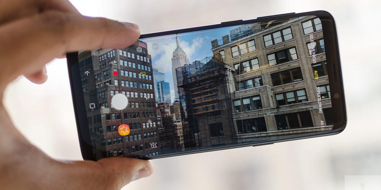 Tani mund të xhironi video të ngadalësuara me Samsung Galaxy S9