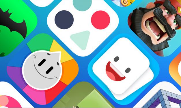 Në App Store do të gjeni versione të reja të aplikacioneve falas.