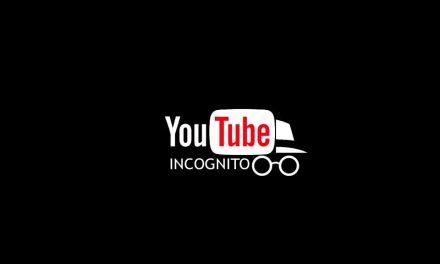 Tani mund të shikoni YouTube pa iu regjistruar historiku juaj