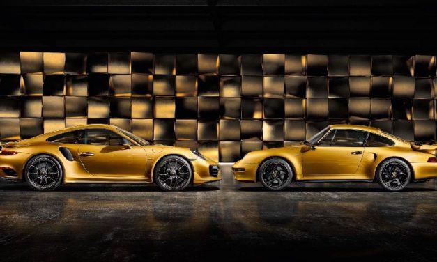 Porsche Project Gold nuk i lejohet drejtimi në rrugë