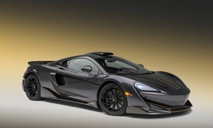 McLaren 600 LT lançohet këtë të diel në Pebble Beach