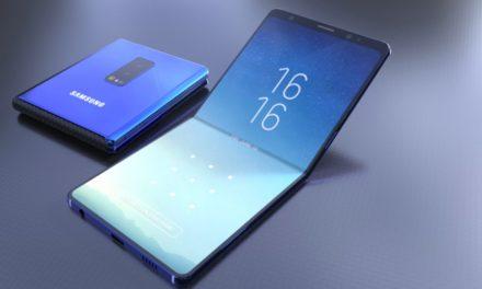Samsung sjell telefonin e parë të palosshëm, Galaxy X