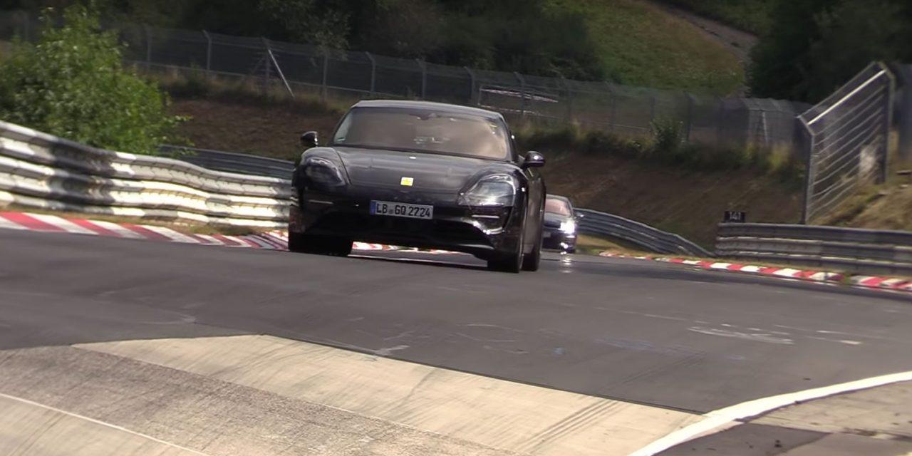 Porsche Taycan dhe pamja brenda këtij supermodeli…