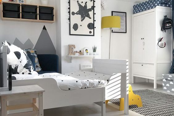 Si të arredoni dhomën e fëmijëve tuaj?