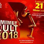 Çmimet Kult 2018, Mbrëmja Gala sjell 66 artistë të nominuar dhe 12 Çmime speciale