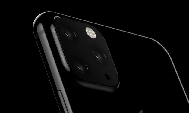 Iphone i ri 2019 do të jetë i pajisur me tre kamera?