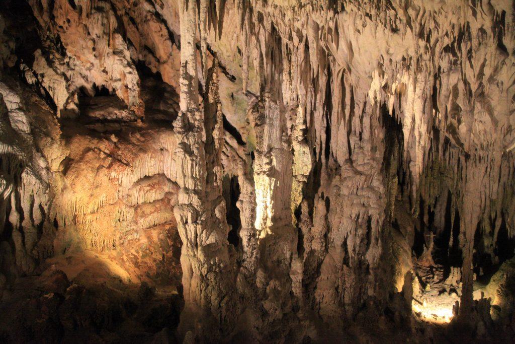 shpella e perames ne janine