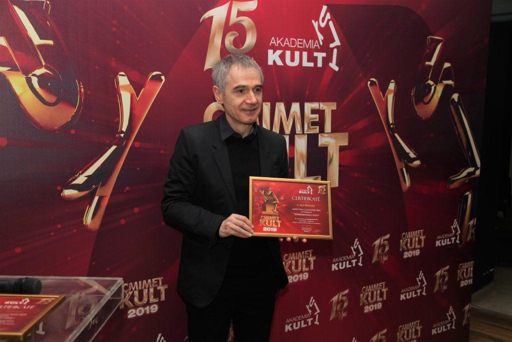çmimet Kult - artistët fitues të çmimeve Kult 2019 INSTRUMENTISTI I VITIT: Ali Pengili, Oboe me Koncert për oboe Nr.2 ( sol minore) nga Ludwig August Lebrun