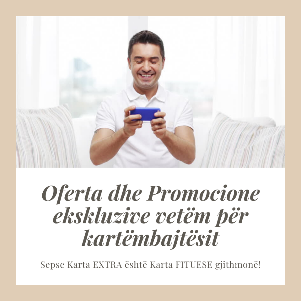 oferta Karta Extra