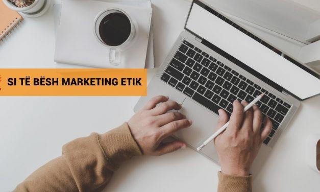 Si të bësh marketing etik në kohën e COVID19? (Shërbimet që rekomandon Çelësi Media Group)