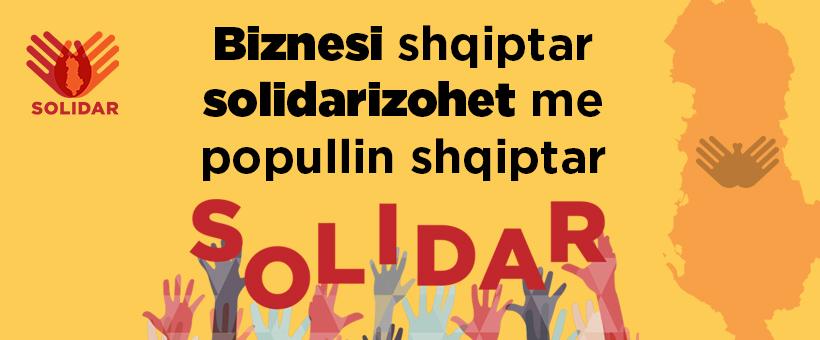 Biznesi shqiptar solidarizohet me popullin shqiptar