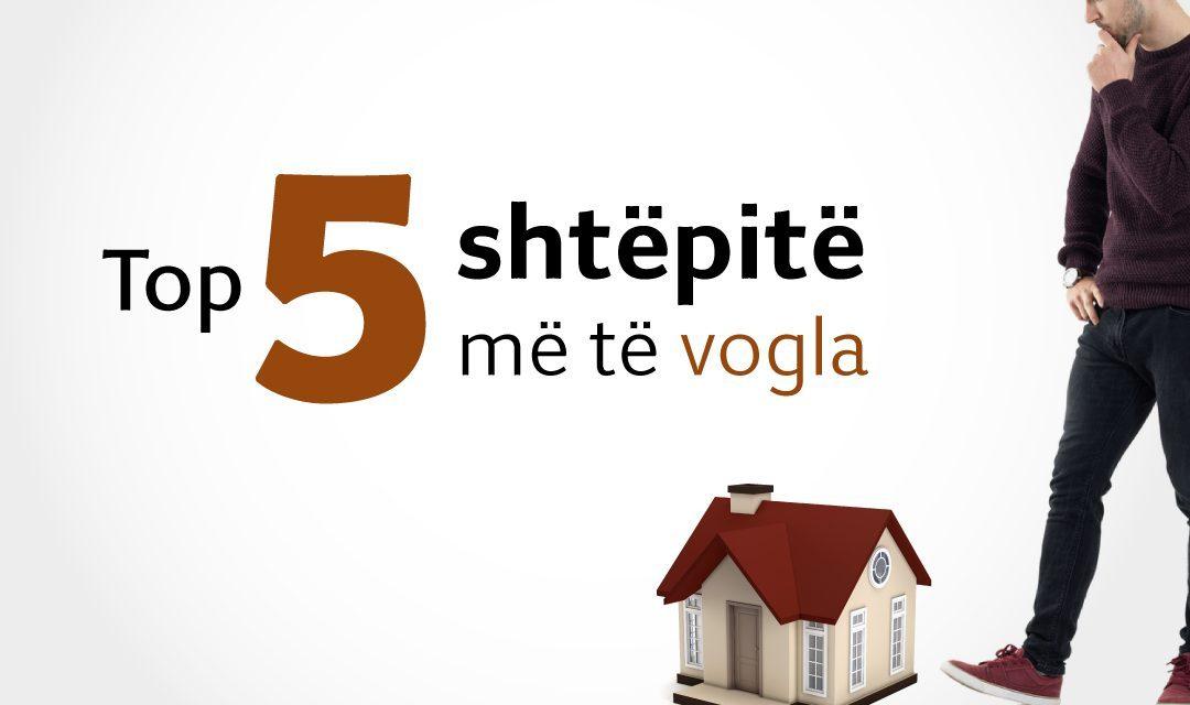 5 Shtëpitë më të Vogla – E Vogël, e Vogël, po Punën e Bën të Madhe